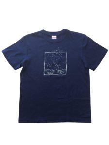 天福ノ島オリジナルTシャツ表